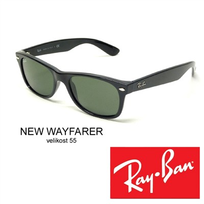 Očala Ray-Ban New Wayfarer 2132901
