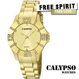 Ženska ročna ura Calypso 5649-a
