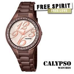 Ženska ročna ura Calypso 5637-8