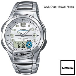 Ura Casio aq-180wd-7bves