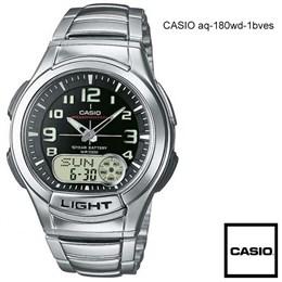 Ura Casio aq-180wd-1bves