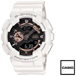 Moške ure Casio  G-Shock GA-110 bela