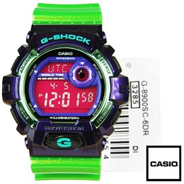 Moške ure Casio G shock G 8900 sc