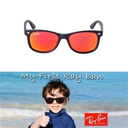 Otroška sončna očala Ray Ban RJ9052