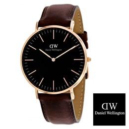 Daniel Wellington Classic Black Bristol DW00100137