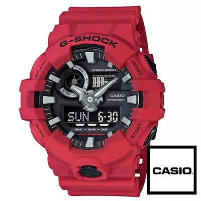 Športna ura Casio g-shock GA-700-4AER